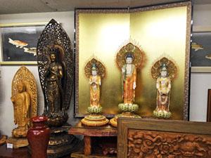 仏像展示2