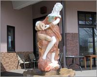 大理石 彫刻
